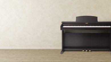 O grande piano digital que não pesa