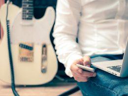 As melhores apps para guitarristas
