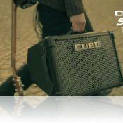 Roland Street Cube – Quando a música sai à rua