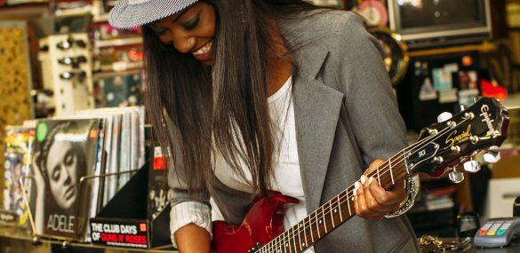 Grandes guitarristas, que por acaso são mulheres