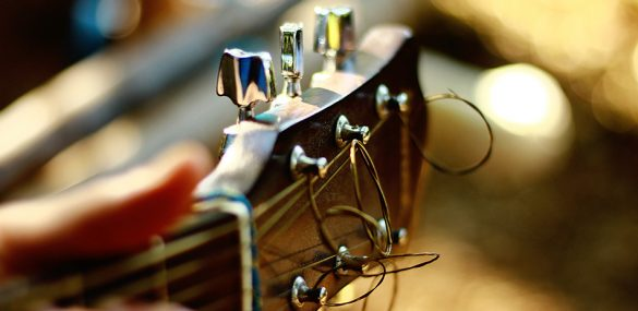 Cordas de Guitarra: como e quando mudar
