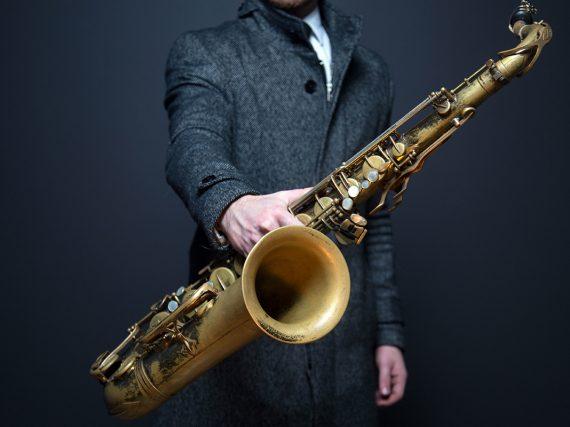 Uma mini história do saxofone