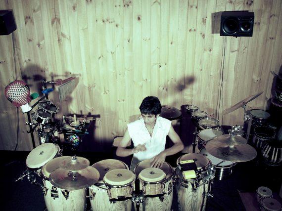 Percussão: ritmos do mundo e os seus instrumentos II – América do Sul