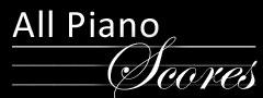 all piano scores