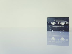 Vinis, cassettes e mp3