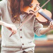 Hoje é Dia do Violino!