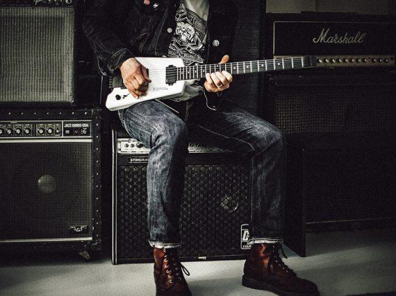 Mete o volume a 11! A história dos amplificadores de guitarra