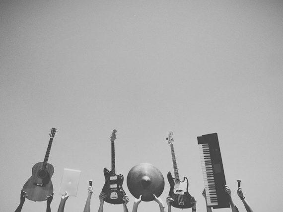 Quero aprender a tocar um instrumento! Mas qual?