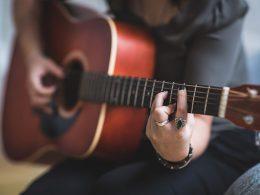 Dez afinações de Guitarra