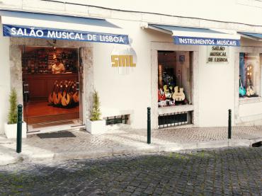 Como comprar online no Salão Musical